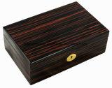 Коробка вахты держателя вахты отделки 4 рояля Ebondy деревянная