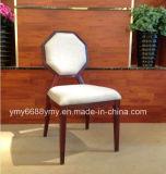 椅子を食事する高性能の材木の穀物の効果のレストラン