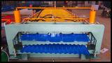 Double roulis de feuillard de toiture formant la machine, Machineries de fournisseur de la Chine