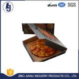 Rectángulo de papel de la pizza