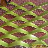 Rete metallica perforata ampliata ricoperta polvere della maglia del metallo
