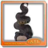 Accessorio di seta di Top Closure Free Parte 4*4 Resonable Price Hair