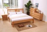 سرير صلبة خشبيّة [دووبل بد] حديثة ([م-إكس2231])