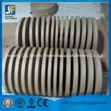 Máquina automática el rebobinar de la fabricación de papel de Kraft del precio de Shunfu que raja