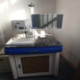 La petite machine de gravure d'inscription de laser de fibre d'acier inoxydable fabrique Jieda