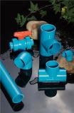 Huasheng 플라스틱 Dn32 Dn40 Dn50 Dn65 CPVC DIN 표준 똑바른 연결