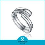 선 (R-0402)에 재미있은 은 반지 보석 판매