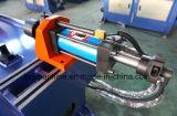 Dw25cncx3a-2sの2シャフトが付いている油圧ステンレス鋼の管の曲がる機械