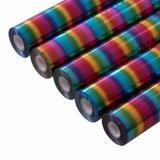 플라스틱/가죽/종이/나무로 되는/직물을%s 다채로운 최신 각인 포일
