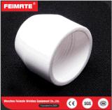 Kop van de van Certificatie Ce van Feimate Toebehoren van de Scherpe Toorts van het Plasma P80 de Witte van het Schild