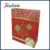 Joyas de la Navidad de la serie Logotipo personalizado baratos impresas papel prendas de vestir bolsa