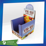 Table en carton / PDQ Carton Display / Cardboard Counter Top Display