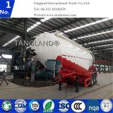 3 het Cement van assen/Aanhangwagen van de As van de Steenkool van de Kalk/van het Poeder Semi/De Materiële van /Tank van de Vliegas/van het Slib