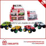 Het beste Model van de Auto van het Stuk speelgoed van de Pick-up van het Wiel van het Metaal van de Gift van Jonge geitjes Grappige Mini Grote
