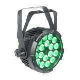 18PCS van uitstekende kwaliteit 15W 6 in 1 Gebruikte Verlichting van het Stadium