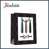Kleid-kaufenträger-Papiergeschenk-Beutel des preiswerten überzogenes Papier-Mannes
