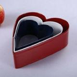 Acier inoxydable de luxe 304 430 coupeurs de biscuit de coeur
