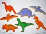 Torta animal de los cortadores de la galleta que adorna el molde de la torta de las herramientas