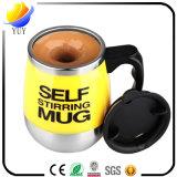 Uno mismo que mezcla al uno mismo eléctrico que revuelve la taza Stirring de café del uno mismo auto de la taza