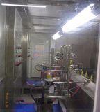 Ligne UV automatique sans poussière sur courroie transporteuse de pistolage d'axe