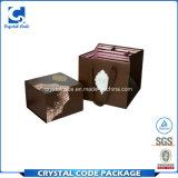 Коробка изготовленный на заказ печенья магазина розничной торговли печатание логоса бумажная