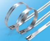 De Banden van de Kabel van het staal - Type van Slot van de Staaf van de Ladder het Multi