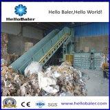 7-10 prensa semi automática hidráulica del papel usado de la capacidad de la tonelada