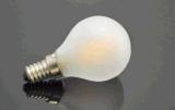 O bulbo 3.5W do diodo emissor de luz G45 aquece o espaço livre branco/geada/o bulbo de escurecimento de vidro aprovaçã0 do espelho Ce/UL