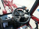 Chargeur approuvé Zl12f de roue de la CE de qualité mini