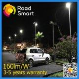 luz de rua psta solar da energia 20W verde para o lote de estacionamento