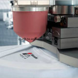 Machine d'impression de garniture de Lables de collet de T-shirt