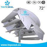 """Вентилятор 72 огромного воздушного потока вентилируя """" для молочного оборудования"""