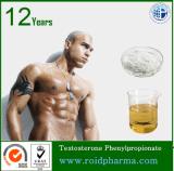 Pó esteróide anabólico da hormona de Phenylpropionate da testosterona