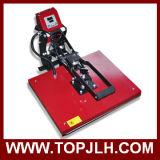 Automobile de transfert thermique de sublimation semi avec la machine de presse de la chaleur d'aimant
