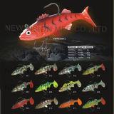 Fischen-Zubehör, die weichen Köder fischen