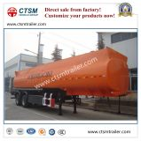 Petroleiro de 2 eixos / Petroleum Crude Oil Tanker Semi Truck Trailer
