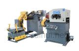 Câble d'alimentation automatique avec Decoiler et redresseur employant dans la machine de presse