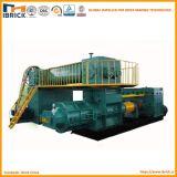 Machine de fabrication de brique d'argile réfractaire de machine de brique