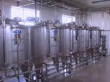 Молочная продукция пакета подушки обрабатывая делающ линию завода машинного оборудования