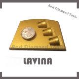 Lavina 다이아몬드 구체적인 분쇄기를 위한 구체적인 테라조 지면 닦는 패드
