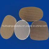 Cerámica sustrato cerámico Honeycomb Honeycomb Catalizador (utilizados en vehículos)
