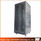 DELL를 위한 이중 배출된 문 정면 통신망 내각. HP 서버