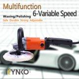 Pulidora angular Kynko180mm para cera de coche