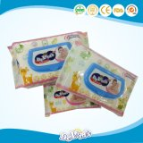 80PCS Non-Woven Skin Care Baby Wipes