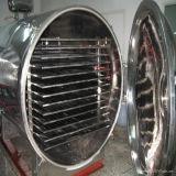 Máquina de la liofilización del vacío del vehículo y de la fruta