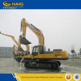 Excavatrice de chenille de taille moyenne de XCMG Xe335c 33.5t