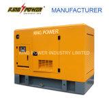 250kw tipo silencioso conjunto de generador diesel con el certificado del Ce