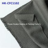 Paño llano ininflamable de la fibra del carbón del aislamiento de calor de la Pre-Oxidación