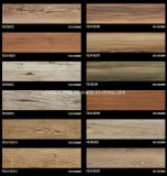 3Dインクジェット木製の穀物の床タイル150*600 Rda16021