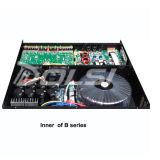 プロ可聴周波二重チャネル2uのスピーカーの専門の電力増幅器(B-1600)